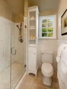 Space Saving Bathroom Ideas Transitional Traditional