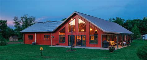 Home Cabin Morton Buildings Homes Interiors Pole Floor