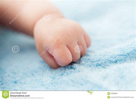 Baby Arm Fist Stock Photo Image 42268905