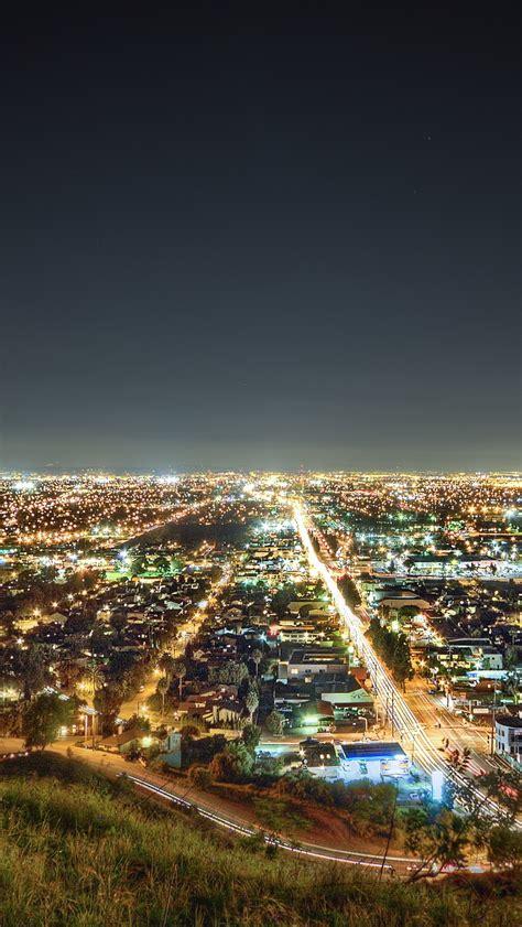 Los Angeles California Night Iphone Wallpaper Iphone