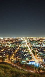 Los-angeles-california-night-iPhone-Wallpaper - iPhone ...