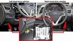 Fuse Box Diagram  U0026gt  Hyundai Veloster  2011
