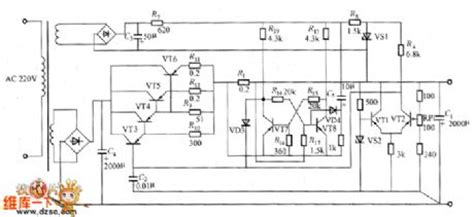Regulator Power Circuit With Short Protection