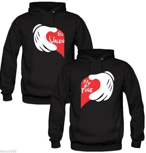 Anime Couple Hoodies Be My Valentine Design Love Couple Hoodies Teeeshop