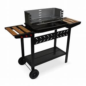 Barbecue Gaz Et Charbon : barbecue charbon beaux jours ~ Dailycaller-alerts.com Idées de Décoration