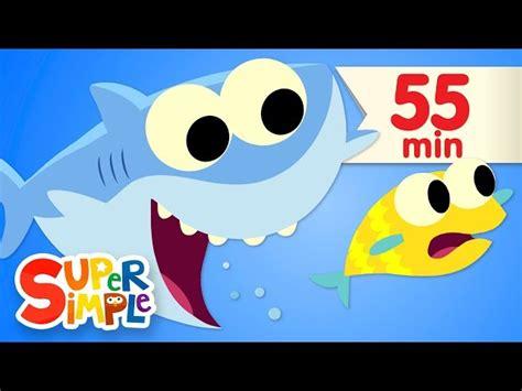 baby shark  kids songs super simple songs
