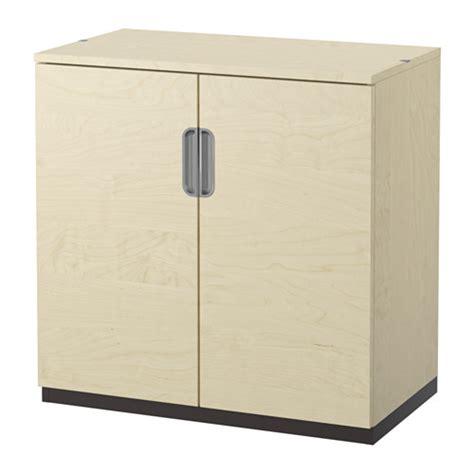 ikea cabinet with doors galant cabinet with doors birch veneer ikea