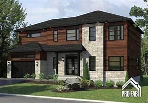 modele maison style new yorkais des idees novatrices sur With plan de maison facade 18 cuisine industrielle lelegance brute en 82 photos