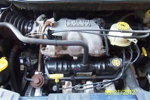 2001 2002 Dodge Caravan 3 8l Engine W  Egr 117 K