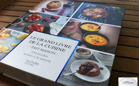 livre ancien de cuisine le grand livre du fait maison les bonnes feuilles de