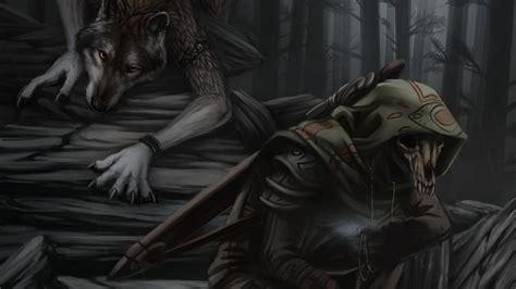 werewolf wallpapers wallpapersafari