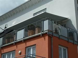 elektrische markisen rollomeisterde With markise balkon mit tapete champagner