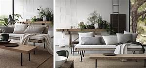 Deco Zen Salon : deco salon zen moderne d co salon zen moderne chantier d ~ Melissatoandfro.com Idées de Décoration