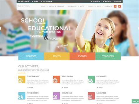 wordpress daycare themes   siteturner