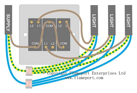 Wiring For Single Loft Garage Light