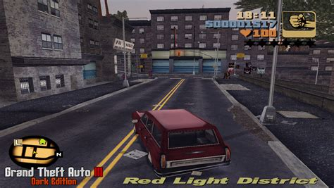 Gta Iii Dark Edition Mod For Grand Theft