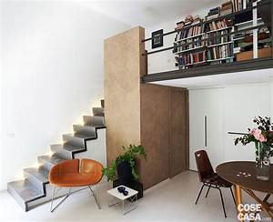 Monolocale: una casa di 30 mq risolta al centimetro Cose di Casa
