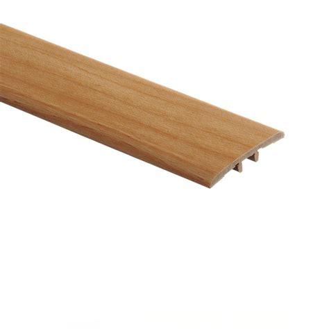 maple t molding zamma blond maple 5 16 in thick x 1 3 4 in wide x 72 in length vinyl t molding 015223540