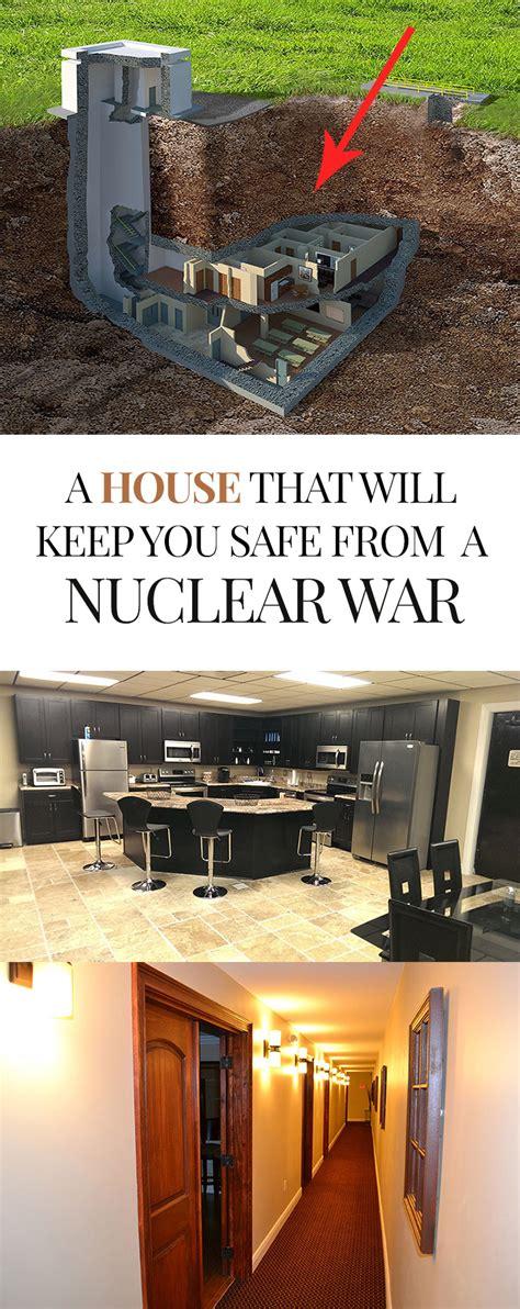 mind blowing underground luxury home    safe