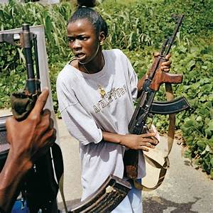 Child Soldiers in Uganda, Africa: History, Facts and ...