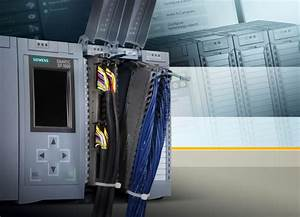 Cabling System Simplifies Wiring For Simatic U00ae S7 1500 I  O