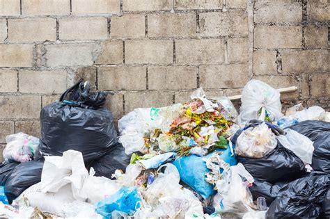 garbage pile