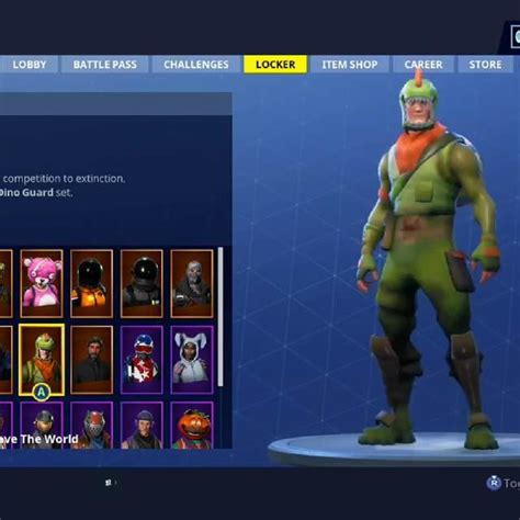 Fortnite Nutcracker Skin