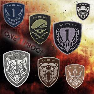 Medal Of Honor Morale Patches By OneXpRooF On DeviantArt