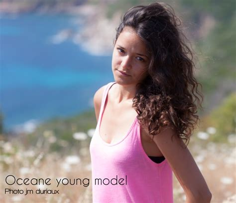 Oceane Young Model By Jean Marc Duriaux Fine Art Photography Blurb Books