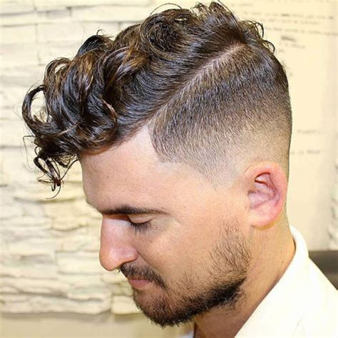 taper fade haircuts types  fades