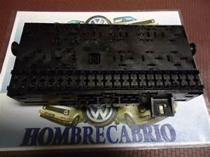 Vw Mk1 Cabriolet Fuse Box