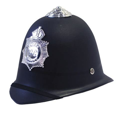 Police Helmet   Dressing Up Accessories from Boswells