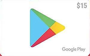 amazoncom google play gift card  office products