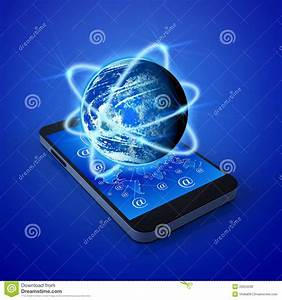 Mobile Phones Technology Stock Photo Image 33254290