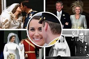 British Royal Weddings Throughout History  Royal