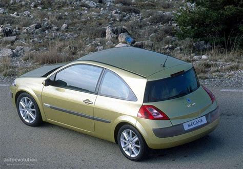 Renault Megane 2004 by 2004 Renault Megane Ii Coach Pictures Information And