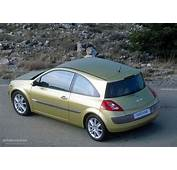 2002 Renault Megane Photos Informations Articles