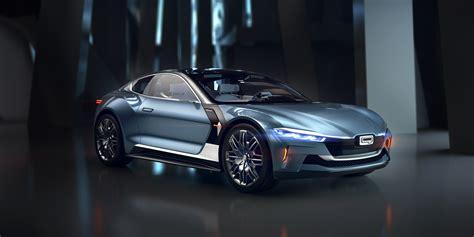 Qoros Car Wallpaper Hd by Wallpaper Qoros Mile 1 Concept Cars 2018 Automotive