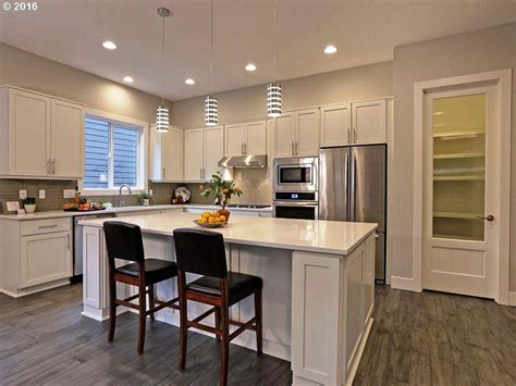 Considering L Shaped Kitchen Island Home Design