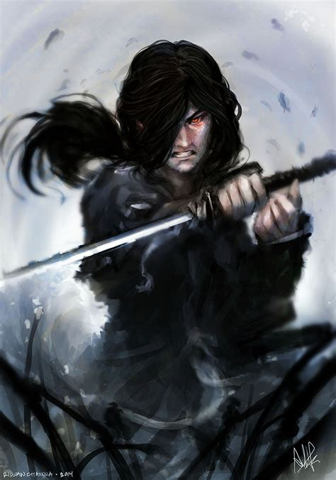 samurai by meganerid on deviantart