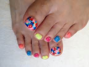 Toe nail designs best arts