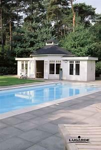 Haus Selbst Gestalten : regelrecht k niglich wirkt dieses gro e gartenhaus am pool wussten sie dass sie bei lugarde ~ Markanthonyermac.com Haus und Dekorationen