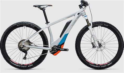 e bike mountainbike cube cube access wls hybrid sl 500 27 5 hardtail e bike 2017