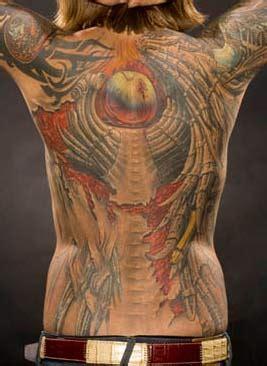 backpiece  moscow  pavel angel tattoonow