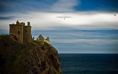 Scotland Scottish Wallpapers Castle Landscape Scenery Wallpapersafari