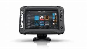 Lowrance Elite Canada Navionics  With Active