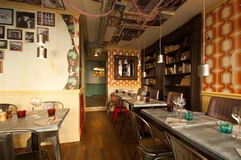 rue de la cuisine bistrot restaurant vintage industriel à la décoration