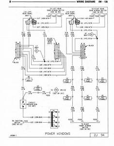 2003 Jeep Liberty Engine Wire Diagram