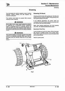 Jcb Robot 190 1110 Skid Steer Loader Service Repair Manual