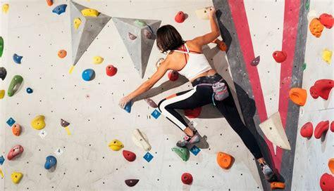 bouldern lernen  gruende fuer den trendsport womens health